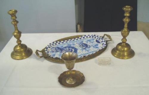 Inside Traditional Jewish Home